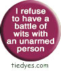 Battle of Wits Magnet (Badge, Pin)
