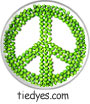 Peas for Peace Political Magnet (Badge, Pin)